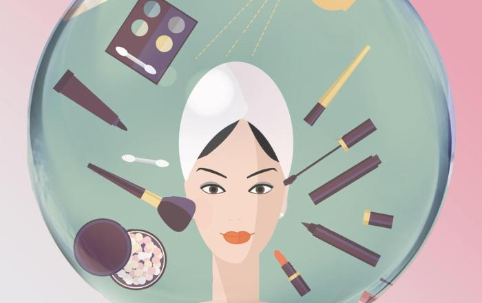 WIN a FREE Beauty Bar by Essenza Makeover in this Giveaway!