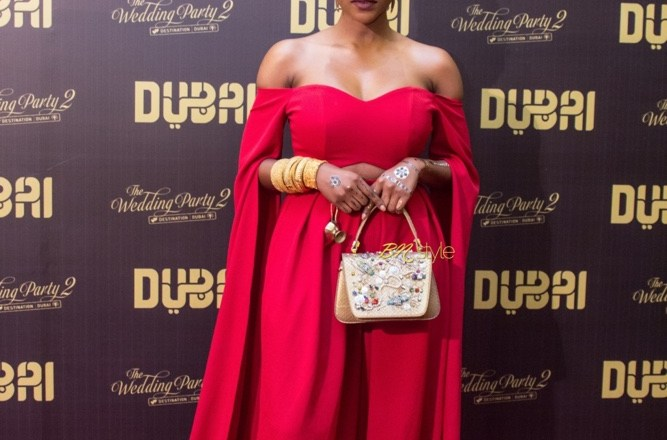 BellaNaija Style's Best Dressed – The Wedding Party 2 Premiere