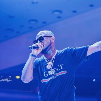 Gucci Gang unites for Davido's 30 Billion Concert