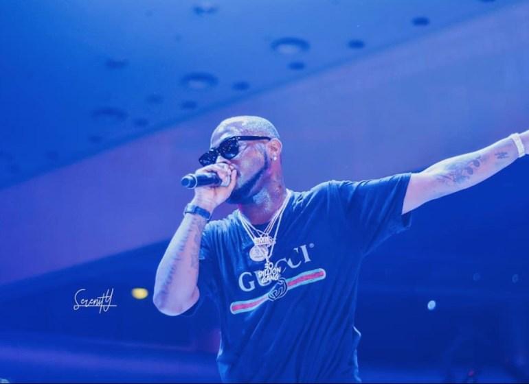 Gucci Gang unites forDavido's 30 Billion Concert