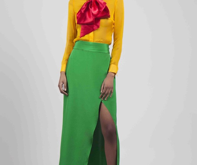 """Zimbabwean Fashion Brand,RAAAH gives us """"Nature's Cocktail"""" for New Autumn-Winter Collection"""