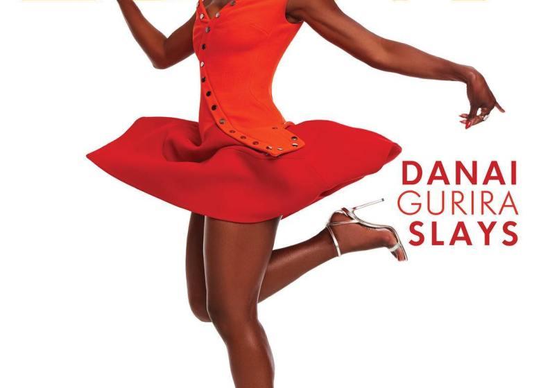 Danai Gurira Shines on the Covers June 2018 Edition of Ebony Magazine