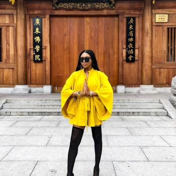 Steph Li with the Style Goals: Stephanie Coker's Hong Kong Style Diary