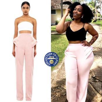 These Andrea Iyamah Trousers Will Make the Perfect Weekend Outfit