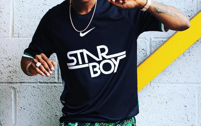 Predictably Wizkid's co-creation Jersey with Nike sells out in Minutes