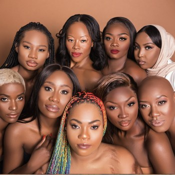 Glam Africa Magazine 'Beyond Beauty' Issue