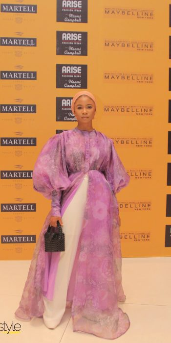 528a931e34e73c  BNSAFW19  All the Stylish Guests from Day 3 of Arise Fashion Week 2019
