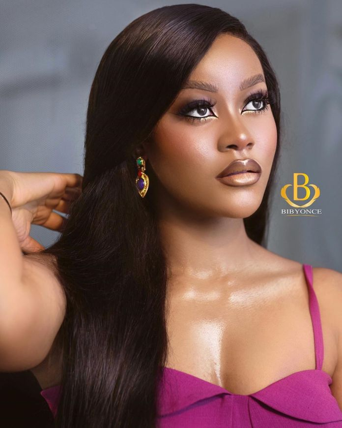 Damilola Adegbite looks Stunning in this Subtle Glam Look by Bibyonce!