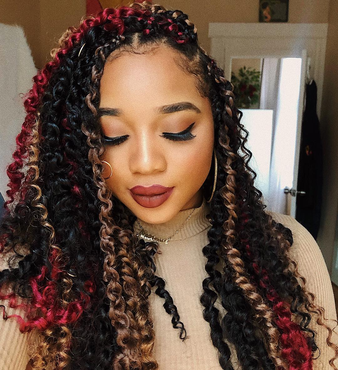 Need Vacation Hair Inspo We Found Unlimited Braid Styles Via Nneoma Okorie Bn Style