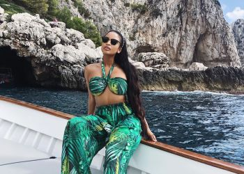 We're Satisfied Ayanda Thabethe Is On The Most Epic Baecation Ever  Here is Why | BN Model