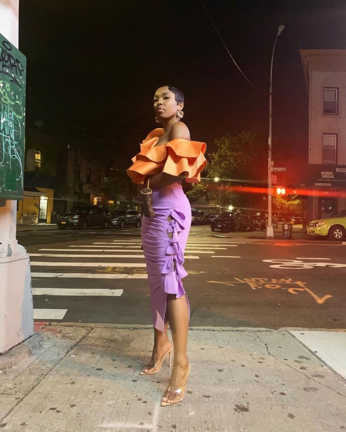 Proof That This Excessive Trend Skirt From Hanifa Will Immediately Up Your Fashion Recreation