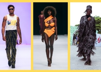 The Many Stand Out Moments Shot On TECNO Camon 12 Pro That Made This Lagos Fashion Week Exciting | BN Style