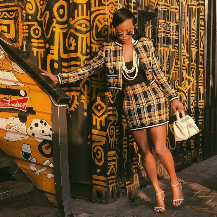Toke Makinwa's Outfit Lets Us Know It's Time To Invest In This Head Turning Trend ASAP | BN Style