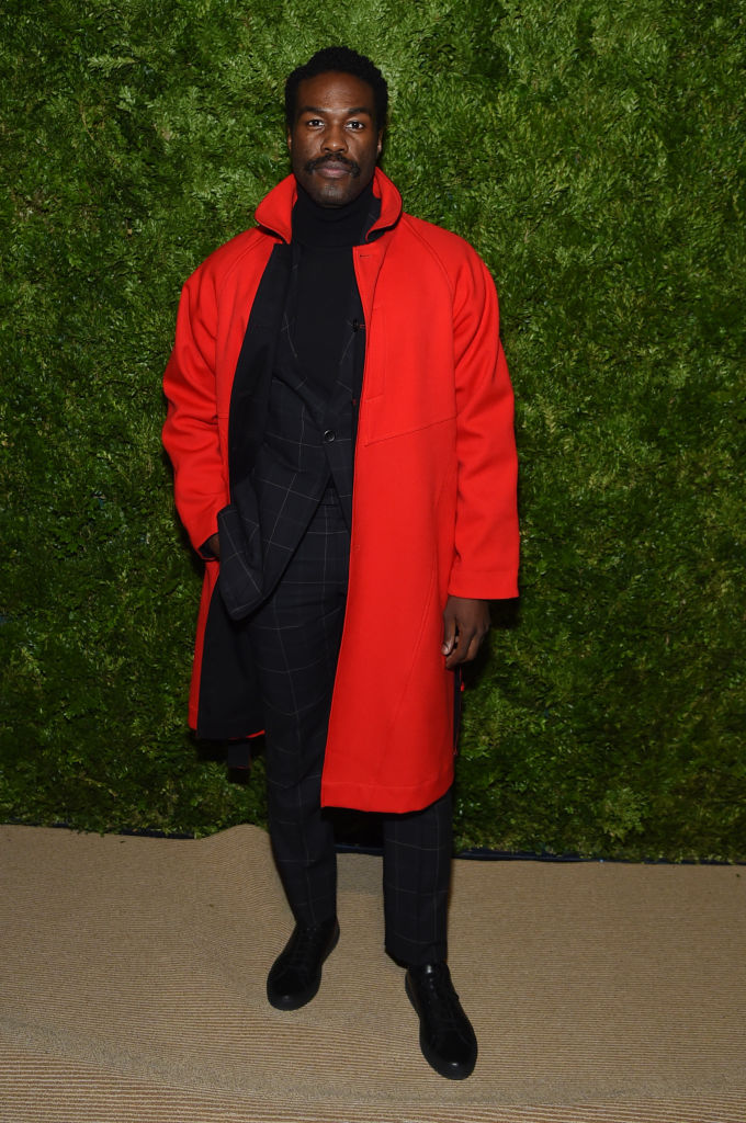 Yahya Abdul-Mateen II Was The Definition of Dapper at the 2019CFDA/VogueFashion Fund Awards   BN Style