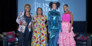 Everyone Looked Amazing At Koshie Mills' Diaspora Dialogues Event in Los Angeles | BN Style