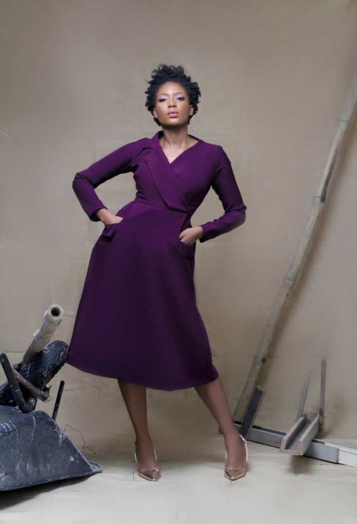 Ady Soile's Under Construction Collection Is the Definition of Power Babe Perfection | BN Style
