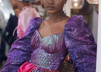 Mazelle Studios SS20 Collection Had Some Pretty Unexpected Hair and Makeup Looks (With A Seriously Fashionable Twist) | BN Style