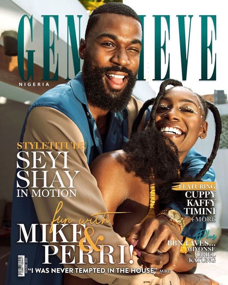 Perri Edwards Just Revived This Stunning Fulani-Inspired Hairstyle On The Cover of Genevieve Magazine | BN Style