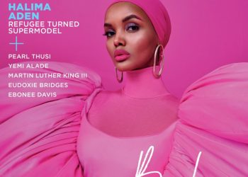 Halima Aden Is Pretty In Pink On The Cover Of Essence Magazine's January 2020 Problem! | BN Style