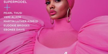 Halima Aden Is Pretty In Pink On The Cover Of Essence Magazine's January 2020 Subject! | BN Style