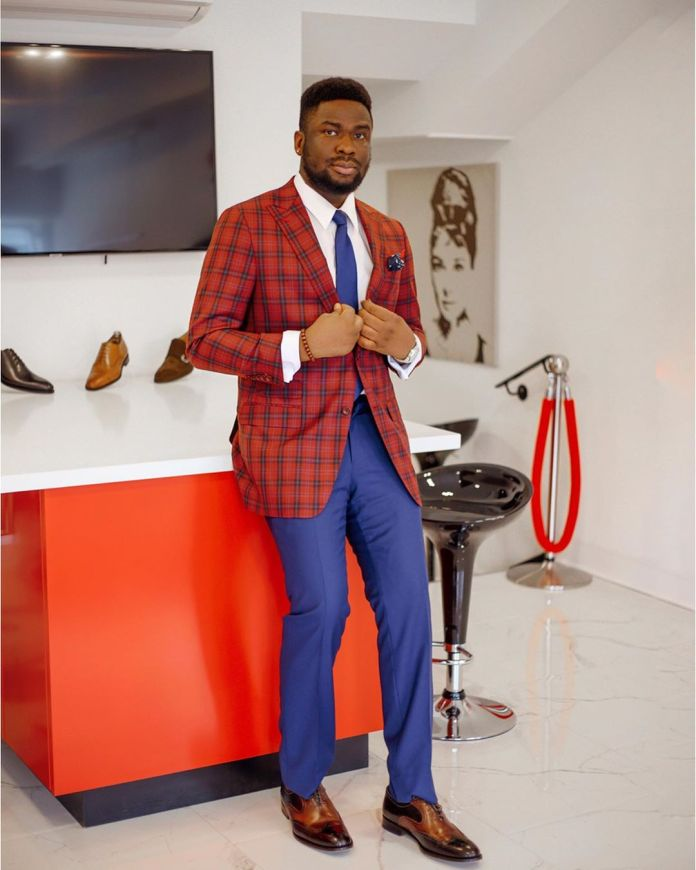Chukwunonso Ezekwueche: 5 Fashion Rules Every Man Should Abide By | BN Style