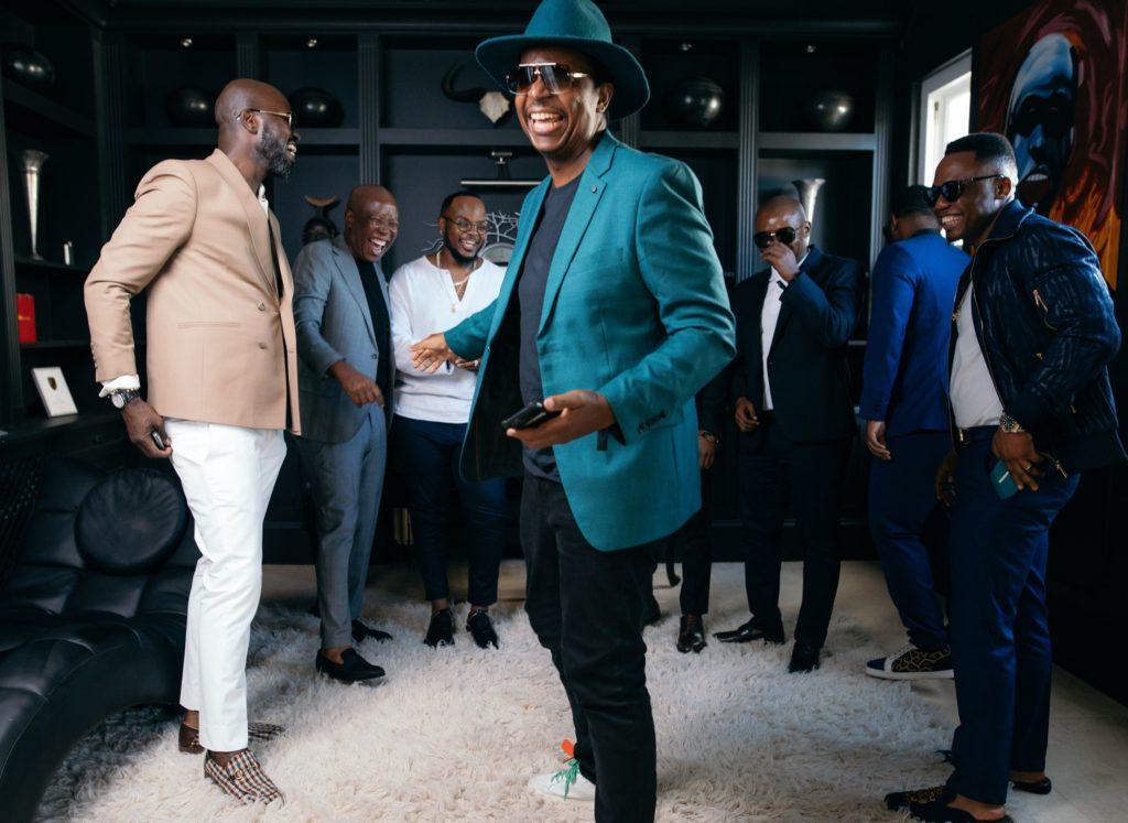 All the Glamorous Details From Black Coffee's Star-Studded Birthday Luncheon | BN Style