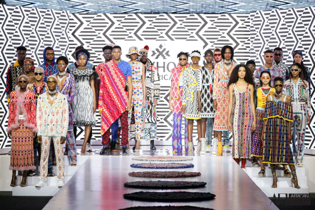 MaXhosa Reimagines Its Classic Designs For A Unique 10th Anniversary Show | BN Style