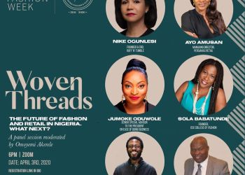 WATCH: The Woven Threads' Future of Fashion and Retail in Nigeria Panel | BN Style