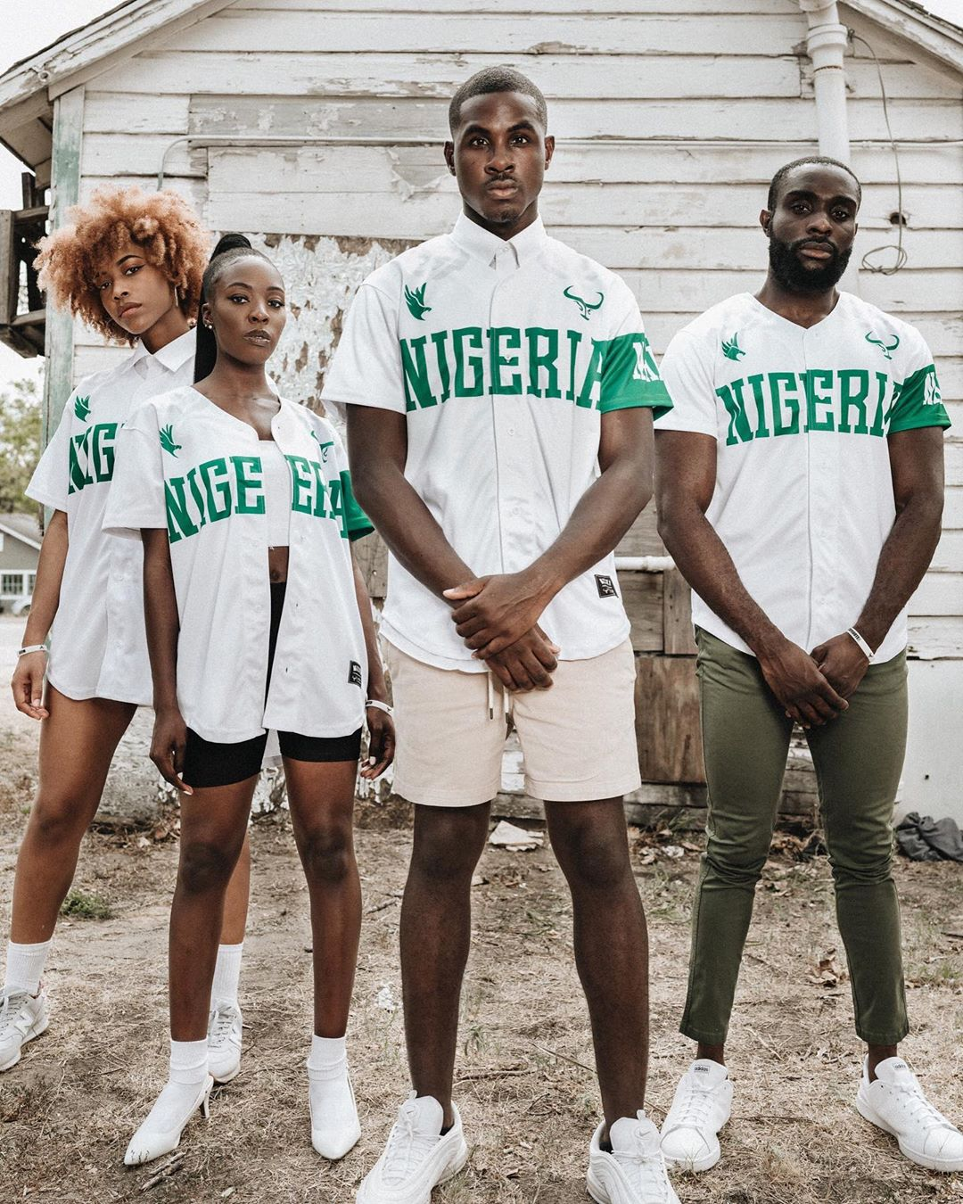 Vogue Profiles Mizizi, The African Jersey Brand Making Waves In The Us