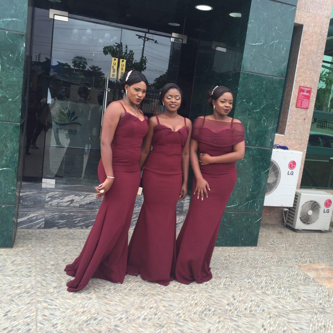 4o times a bridesmaid
