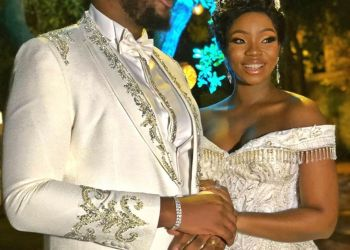 All the Moments We are Loving from the #BamTeddy19 Destination Wedding in Dubai