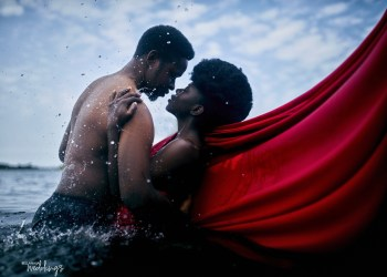 Blessing and Uwem's Pre-wedding Shoot is + Their Love Story is Sweet