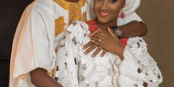 You are My Lush Pasture! Loving Gaisebaba & Funto Ibuoye's 5th Anniversary Shoot