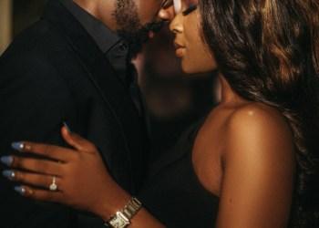 Joan & Gboyega's Pre-wedding Shoot is all Shades of LIT