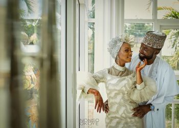 """""""Ours is Gangster Love"""": Watch the #Mofa19 Couple Answer Questions in this Video"""