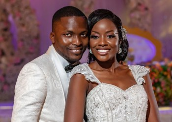 A Big Yes to Love at #theTEAwedding19 White Wedding in Lagos