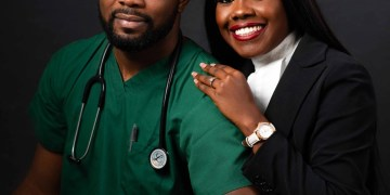 It's a Doctor-Lawyer Kinda Love Story Right this moment! See Buchi & Tolu's Pre-wedding