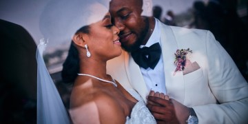 The #Loveandco2020 White Wedding will Put You in a Happy Place Today