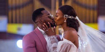 Feel all the Love at the #JJUnion White Wedding in Lagos