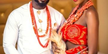 Jummai & Jide's Traditional Wedding was a Celebration of Love & Culture