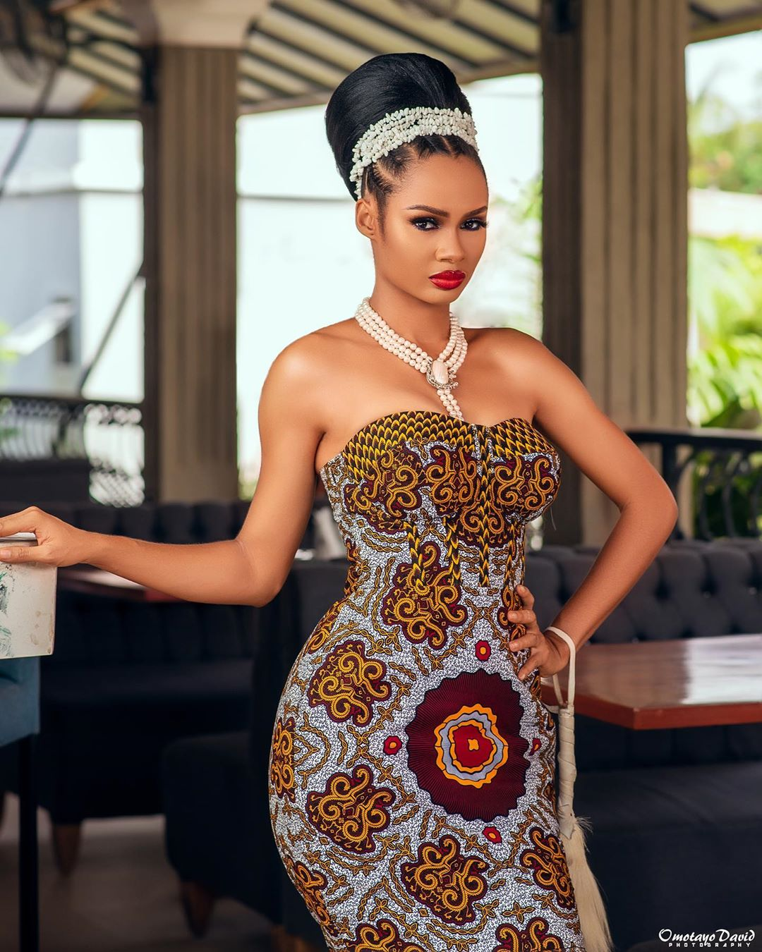 Stay Queening with this Igbo Traditional Bridal Look