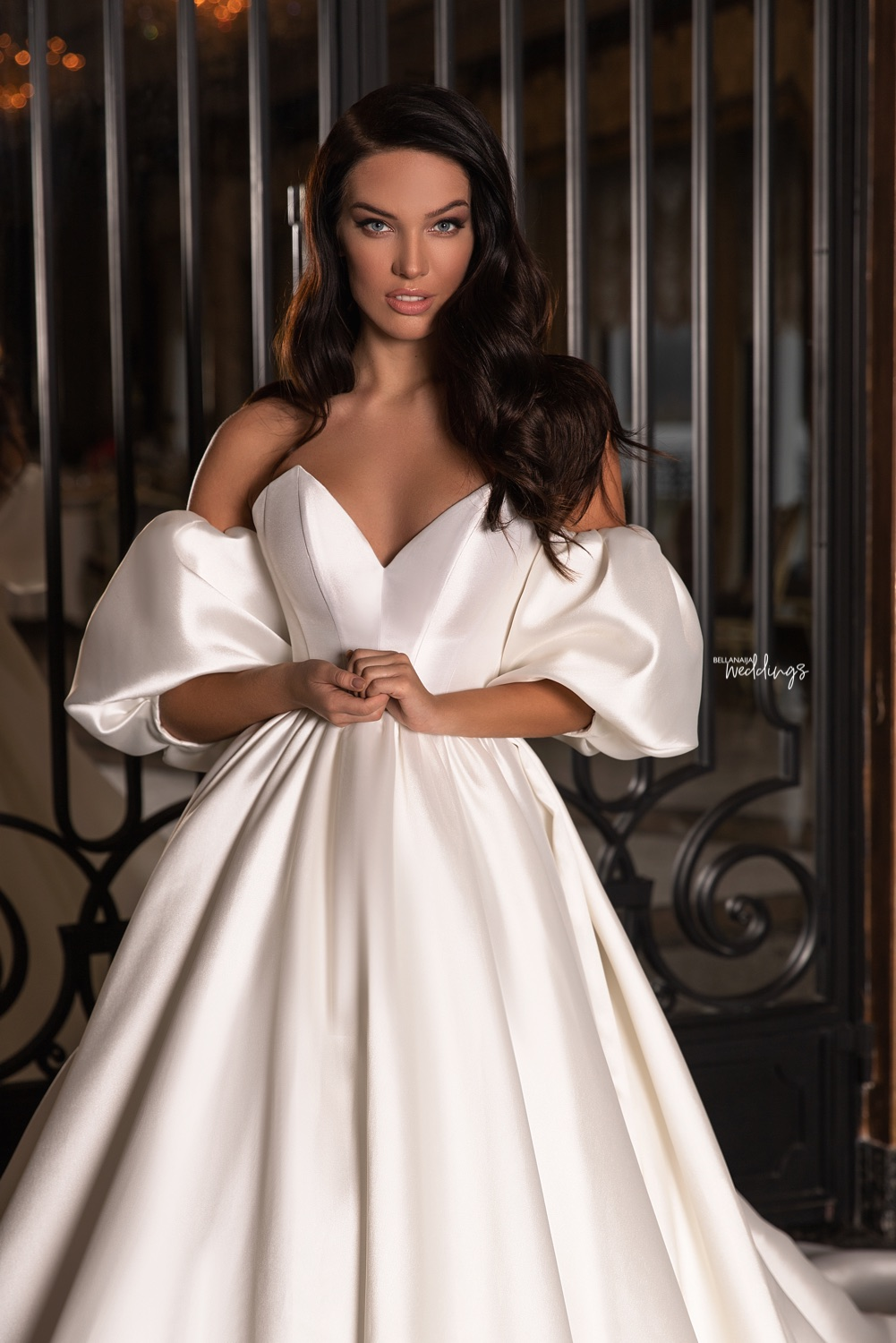 Get Ready to Pin the Dresses in the Edem Bridal Collection by WON