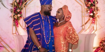 You've Got to See Mayomi & Mofe's Traditional Engagement