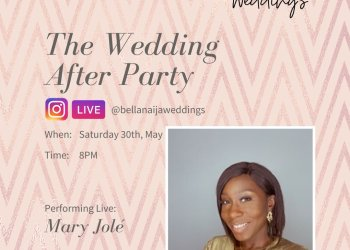 Catch Up on Mary Joles Beautiful Performance on The Wedding After Party Series