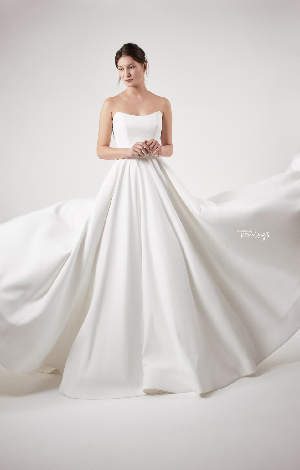 The 2021 Alyne Collection by Rita Vinieris is for the Comfy Bride
