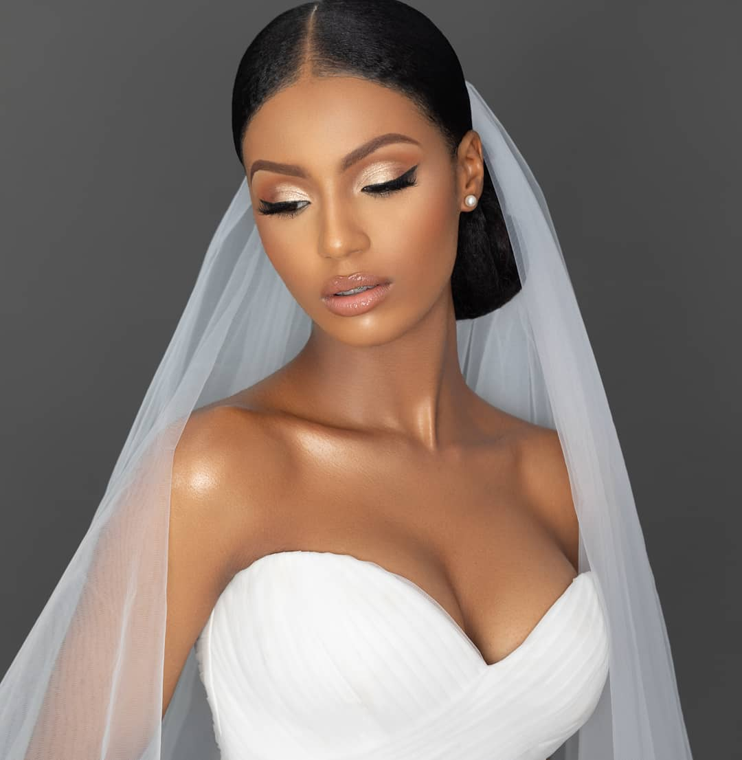One Word for This Bridal Look by Bimpe Onakoya is FLAWLESS
