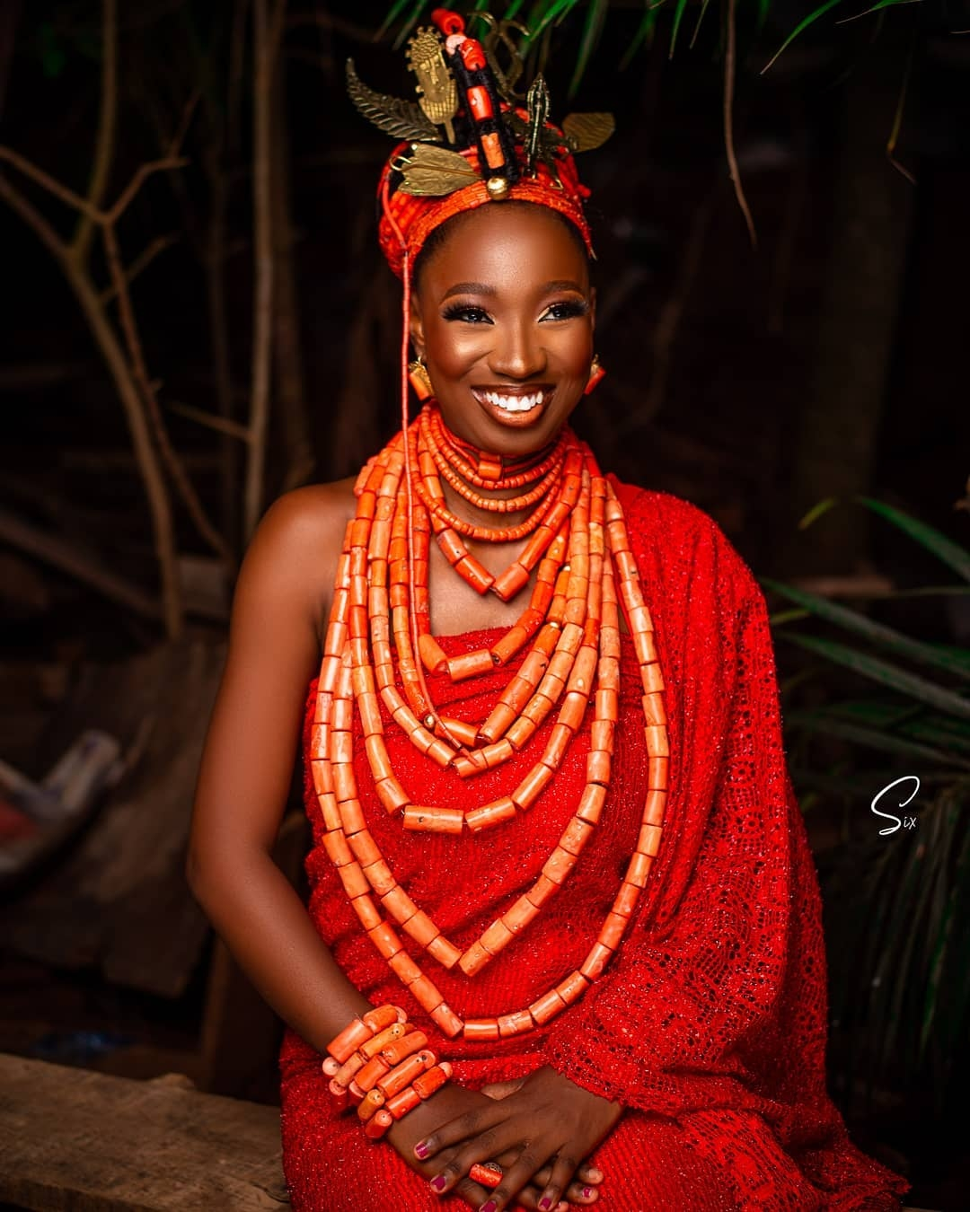 The Simplicity of This Edo Beauty Look is One Reason to Love It