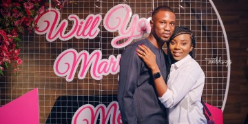 The 3rd Time was Definitely the Charm for Nneoma & Osaze!