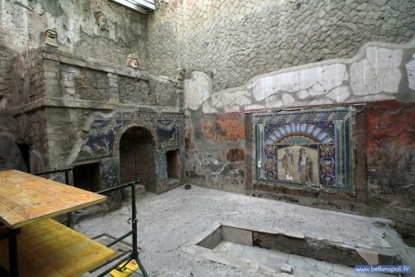 Le Site Archologique 'herculanum Bella Napoli