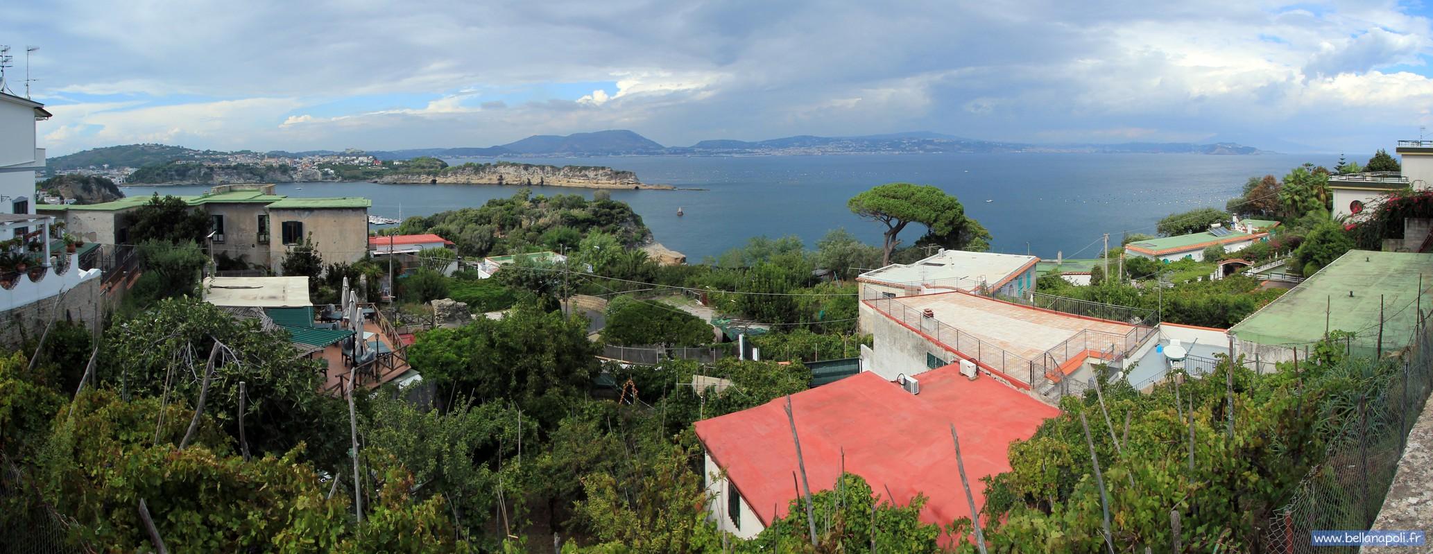 Misne Miseno  Bella Napoli  Dcouverte de Naples son
